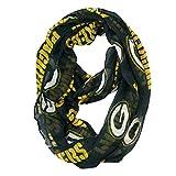 NFL Green Bay Packers  Sheer Infinity Scarf