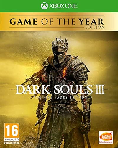Dark Souls III: The Fire Fades - Game Of The Year Edition: Amazon ...