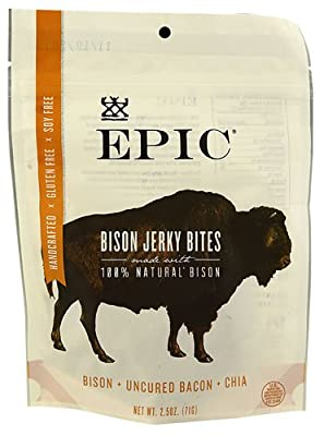 Epic Jerky Bites