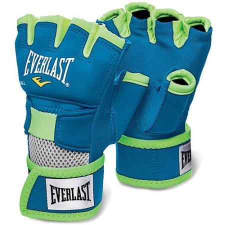 Everlast EverGel Hand Wraps (Blue, X-Large)