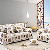RUGAI-UE Sofa Slipcover sofa full cover sofa cover full sofa cushion sofa cloth covers four non slip,Four seater 235-310cm,Take a message with a solid color