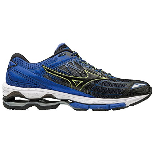 Chaussures Mizuno Bleu noir Running de Homme Wave Creation 19 bleu qRr0tOR