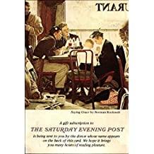 Saying Grace by Norman Rockwell Advertising Reproductions Original Vintage Postcard