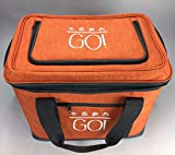 GO! 30 Can 15L Soft-Sided Insulated Collapsible Cooler Tote...