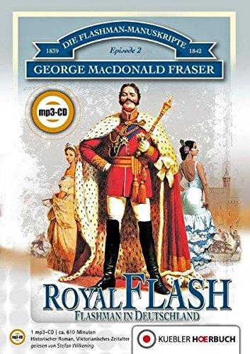 Royal Flash (Mp3) (Die Flashman-Manuskripte)