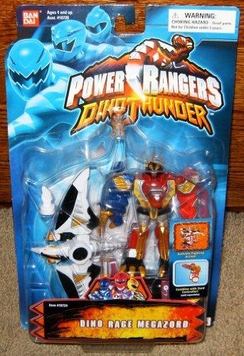 Bandai Power Rangers Dino Thunder - Power Rangers Dino Rage 5.5