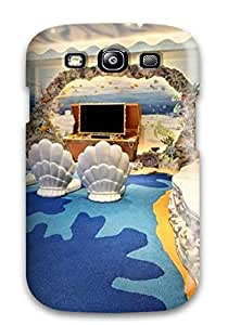 High Quality Durability Case For Galaxy S3 Undersea Themed Media Room