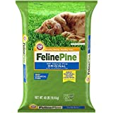 Feline Pine Original Cat Litter, 40-Pound