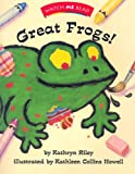 Great Frogs! Level 1. 3, Kathryn Riley, 0395739985