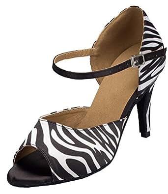 Salabobo Men Dance Shoes Review