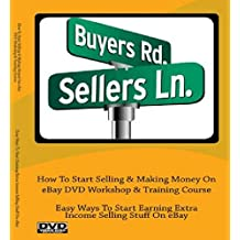 How To Start Selling & Making Money On eBay DVD Workshop & Training Course ; Easy Ways To Start Earning Extra Income Selling Stuff On eBay by h2so.org