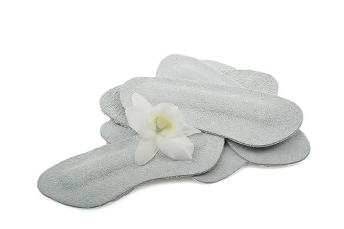4 Pcs Ferse Einsätze Silikon Gel Pads Schuh Kissen Einlegesohlen Hohe Ferse Aufkleber Schuhe Schutz Füße Pflege Patch Einlagen & Kissen Schuhe