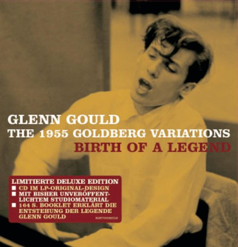 The 1955 Goldberg Variations -...