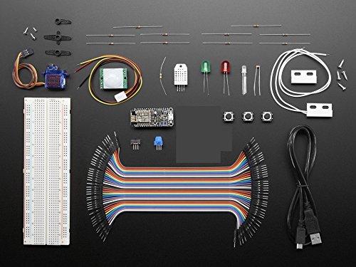adafruit starter kit - 5