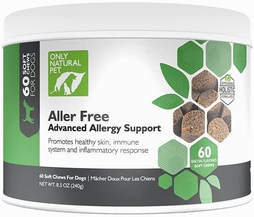 Only Natural Pet Aller Free Advanced Allergy Support