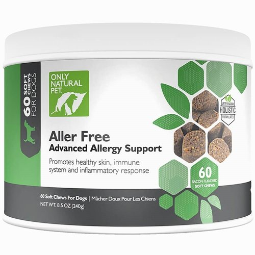 Pictures of Only Natural Pet Aller Free Soft Chews 60 Count 60 Count 1