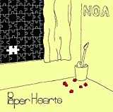 Noa - Paper Hearts [Japan CD] TNAD-59