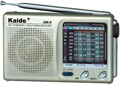 MINI radio FM RADIO PORTATIL PORTATIL DE AUDIO MULTI-BAND RECEPCIÓN 203099: Amazon.es: Electrónica