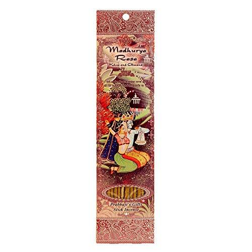 - Incense Sticks Madhurya Rasa - Khus and Almond