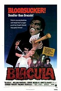 Blacula POSTER Movie (27 x 40 Inches - 69cm x 102cm) (1972) by Beidou starfish