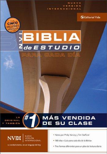 Download La Biblia de estudio para cada dia NVI (Spanish Edition) ebook