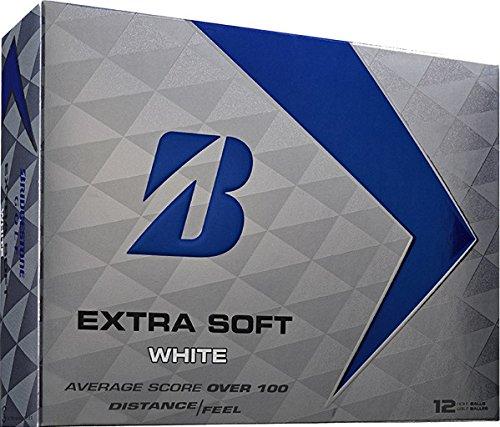 Bridgestone Golf Extra Soft White 2017 Extra Soft White (12-Ball Pack)