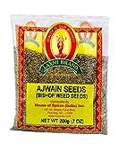 Kyпить Laxmi All-Natural Ajwan Seed (Caraway Seeds) - Case Pack (20, 7oz Packets) на Amazon.com