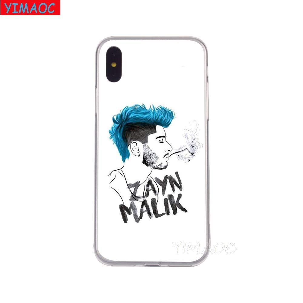 Ring Dont Rise Inspired by Zayn Malik Phone Case Compatible With Iphone 7 XR 6s Plus 6 X 8 9 Cases XS Max Clear Iphones Cases TPU Dont 32905234457 Rise