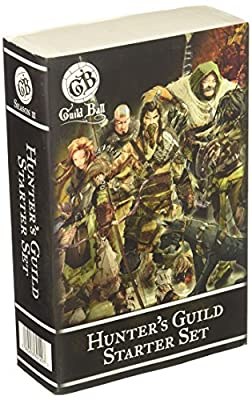 Steamforged Games Guild Ball Hunter Starter Set by Lion Rampant Imports Ltd