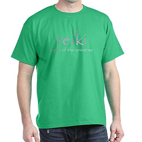 - CafePress Reiki Universal Gift - 100% Cotton T-Shirt