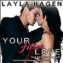 Your Fierce Love : Bennett Family Series, Book 7 Hörbuch von Layla Hagen Gesprochen von: Noelle Bridges, Sean Crisden