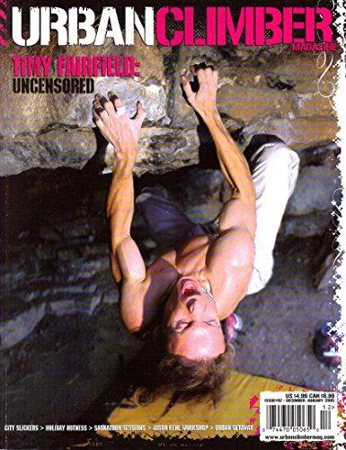 Urban Climber Magazine, Issue No. 2 (December 2004-January 2005)