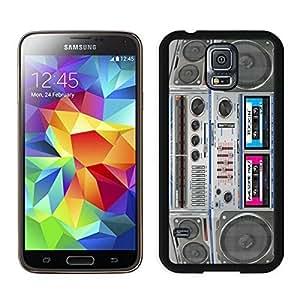 Boombox Samsung Galaxy S5 Case Black Cover 5