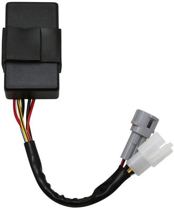 CDI calculateur P2R pour Moto enfant Yamaha 50 PW Avant 2020 2 fiches de connexion Neuf