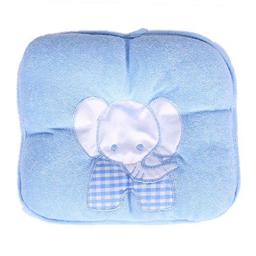 Cretifity Baby Elephant Stereotype Pillow Small Pillows, Comfortable Sleep