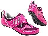 Louis Garneau Tri X-Speed II Shoes - Women's Pink Glow, 38.0