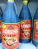 Lorins Patis Philippine Fish Sauce 1000ml (Unbreakable Bottle)