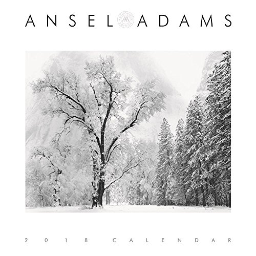 Ansel Adams 2018 Engagement Calendar