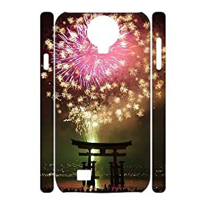 Fireworks 3D-Printed ZLB594377 Unique Design 3D Cover Case for SamSung Galaxy S4 I9500 by icecream design