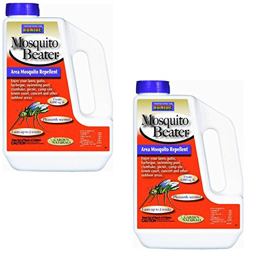 Bonide Mosquito Beater Natural Granules 1.3lbs [Pack of 2]