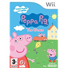 Nintendo Wii Peppa Pig: The Game PREOWNED
