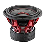 DS18 HOOLIGAN-15.4D Hooligan 15-Inch SPL Competition 6,000 Watts Max Dual Voice Coil 4 Ohms Subwoofer, Set of 1