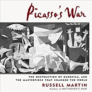 Picasso's War Audiobook