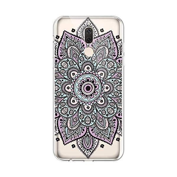 Robinsoni Cover per Samsung A7 2017 Cover Silicone Galaxy A7 2017 Case Trasparente Custodia in Gomma Morbido TPU… 2 spesavip