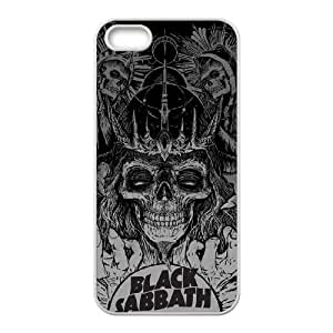 Black Sabbath iPhone 4 4s Cell Phone Case White persent xxy002_6887861