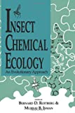 Insect Chemical Ecology, , 0412018810