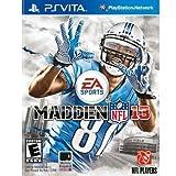 Electronic Arts, Madden NFL 13 PS Vita