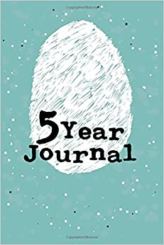 5 Years Journal: 5 Years Of Memories, Blank Date No Month, 6 x 9, 365 Lined Pages