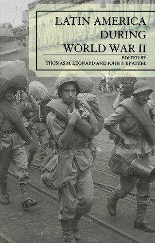 Latin America During World War II (Jaguar Books on Latin America)
