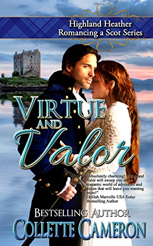 When Isobel is abducted by a band of rogue Scots, Yancy risks his life to rescues her. To salvage her compromised reputation, her brother and father insist she marry him…Bestselling author Collette Cameron's Virtue And Valor